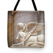Sphinx Beauty Tote Bag