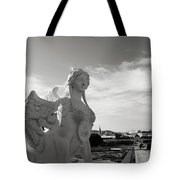 Sphinx- By Linda Woods Tote Bag