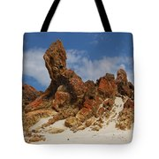 Sphinx Of South Australia Tote Bag