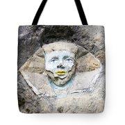 Sphinx - Rock Sculpture Tote Bag