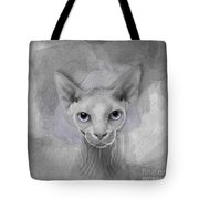 Sphynx No 19 Tote Bag