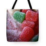 Spice Drops And Sugar Tote Bag