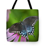 Spice Of Life Butterfly Tote Bag