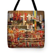 Spice Stall Tote Bag