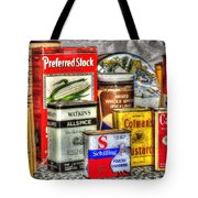 Spices 764 Tote Bag