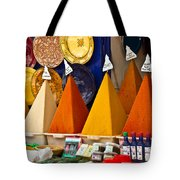 spices of Morocco Tote Bag