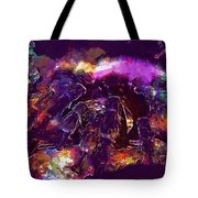 Spider Animal Zoo  Tote Bag