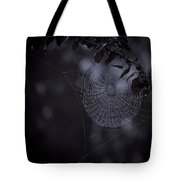 Spider Art Tote Bag