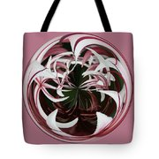 Spider Lily Orb Tote Bag