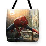 Spider-man 2 Tote Bag