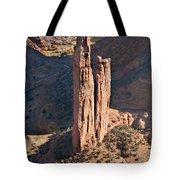 Spider Rock - Canyon De Chelly Tote Bag