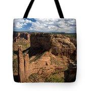Spider Rock Canyon De Chelly Tote Bag