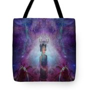 Spider-woman Tote Bag