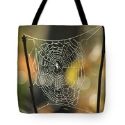 Spider's Creation Tote Bag