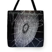 Spider's Web Tote Bag