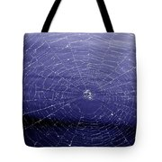 Spiderweb Tote Bag