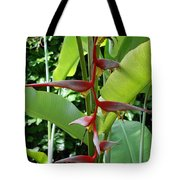 Spike Tree Tote Bag