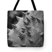 Spikey Thorny Tree Tote Bag