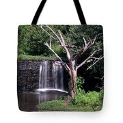 Spill Over Tote Bag