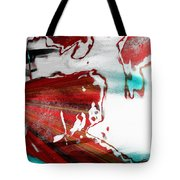 Spilled Milky Way Tote Bag