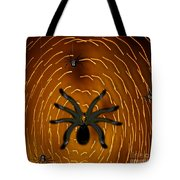 Spin A Mighty Web Tote Bag