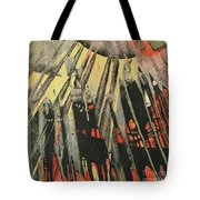 Spin Art Pen Series Tote Bag