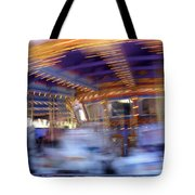 Spin Fast Tote Bag
