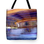 Spin Faster Tote Bag