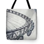 Spin Me Around Tote Bag