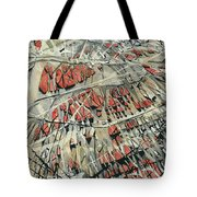 Spinart Riverwash - Large Format Tote Bag
