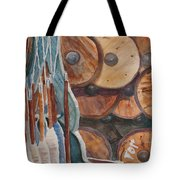 Spindles And Spools Tote Bag
