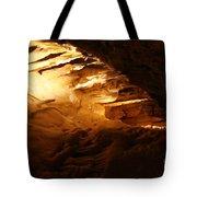 Spindles II - Cave Tote Bag