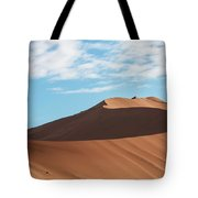 Spine Of The Desert Tote Bag