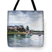 Spinnaker Island Tote Bag