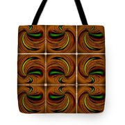 Spinners Tote Bag