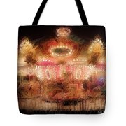 Spinning At The Speed Of Light Tote Bag