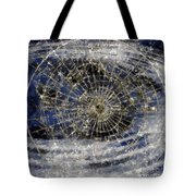Spinning Away Tote Bag by RC DeWinter