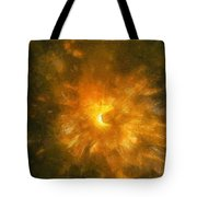 Spinning Firecracker And Bright Colors Tote Bag