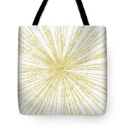 Spinning Gold- Art By Linda Woods Tote Bag