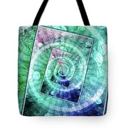 Spinning Nickels Into Infinity Tote Bag