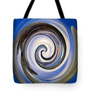 Spinning The Day Away Tote Bag