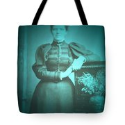 Spinster Woman Tote Bag
