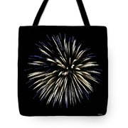Spiny Aster Tote Bag by Sally Sperry