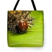 Spiny Larvae Tote Bag