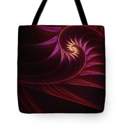 Spira Mirabilis Tote Bag by John Edwards