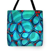 Spiral 4 - Abstract Painting Tote Bag
