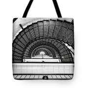 Spiral Ascent Tote Bag