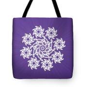 Spiral Dance Tote Bag