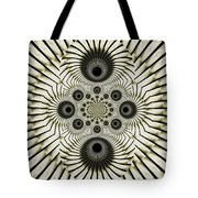 Spiral Eyes Tote Bag