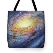 Spiral Galaxy 1 Tote Bag